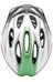 KED Joker Kask zielony/biały